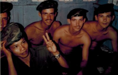 Dennis-Joe-Henry-Paul-McCord-Joe-Sanchez-Hoa-e1524075699782-400x255 Sergeant Joe Sanchez
